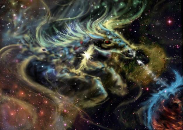 Horse nebula diana huang deviantart